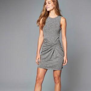 Abercrombie knot dress (grey)